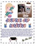 Journal Jar Activity and Journal Writing Strategy! Fun! Fun! Fun!
