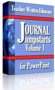 Journal Jumpstarts Volume 1, Free Version for Windows