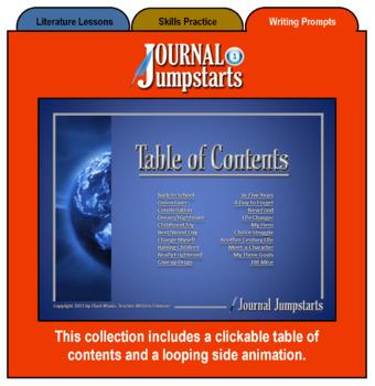 Journal Jumpstarts Volume 1, Full Version