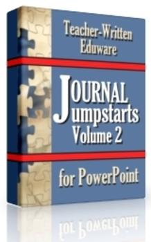 Journal Jumpstarts Volume 2, Free Version for Windows