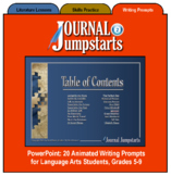 Journal Jumpstarts Volume 2, Full Version