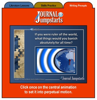 Journal Jumpstarts Volume 2, Full Version for Windows
