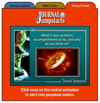 Journal Jumpstarts Volume 3, Full Version