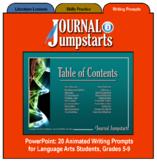 Journal Jumpstarts Volume 3, Full Version