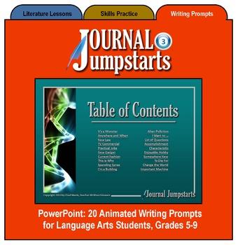 Journal Jumpstarts Volume 3, Full Version for Windows