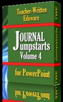 Journal Jumpstarts Volume 4, Full Version for Mac