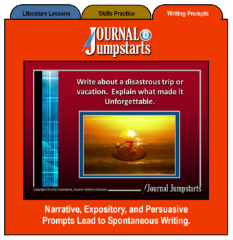 Journal Jumpstarts Volume 5, Full Version