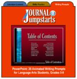 Journal Jumpstarts Volume 5, Full Version
