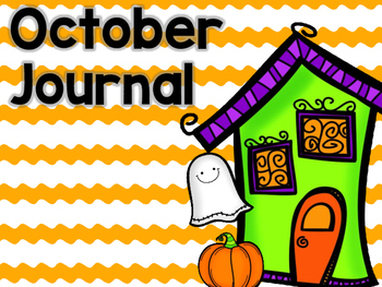 Monthly Journal: October