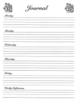 Free - Journal Pages