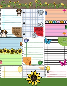 Journal Pages - COMPLETE SET