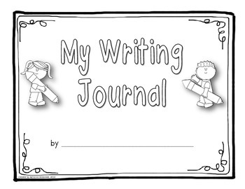 Journal Pages for Writing