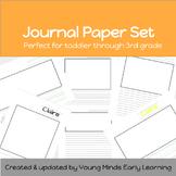 Journal Paper Set