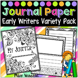 Journal Paper, Journal Covers And Alphabet Charts