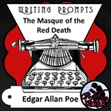 """Writing Prompt: Edgar Allan Poe's """"Masque of the Red Death"""" with Common Core"""