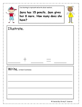 Journal Prompts-1st grade