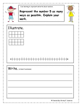 Journal Prompts-1st grade