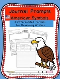 Journal Prompts American Symbols for Primary(K-3)