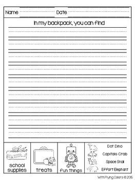 Journals Back to School