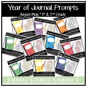 Journal Prompts Bundle