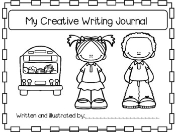 Journal Prompts-Creative Writing