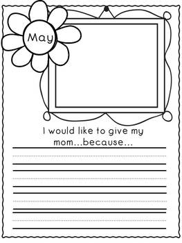 Journal Prompts: May Set
