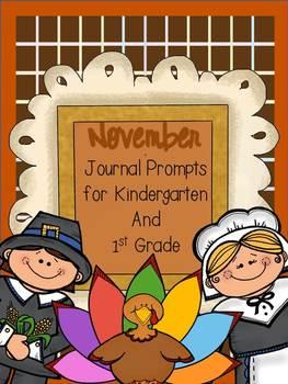 Journal Prompts: November Set