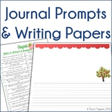 Journal Prompts & Writing Papers