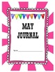 Journal Prompts Printable Notebook Jan Feb Mar Apr May CCS
