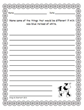 Journal Prompts - Set Four - Intermediate Grade Level - {45 Printable Prompts}