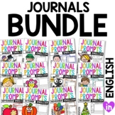 Journal Prompts: The Bundle