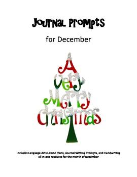Journal Prompts for December