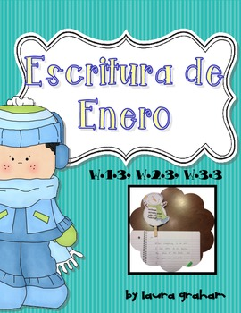 Journal Prompts for January in Spanish
