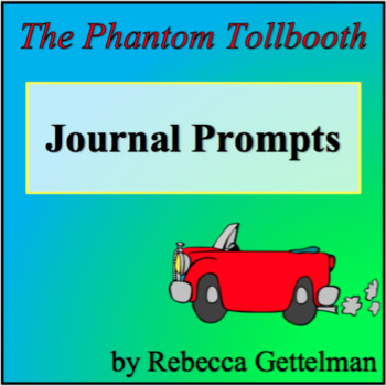 Journal Prompts for The Phantom Tollbooth