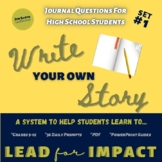 Journal Questions for High School Students