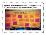 Bulletin Board Journal Prompts!