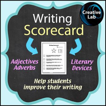 Writing Scorecard