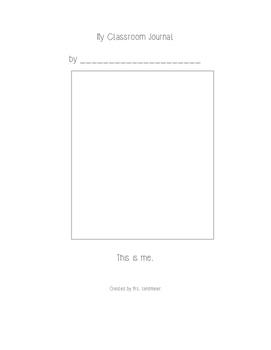 Journal Starters - Middle Grades