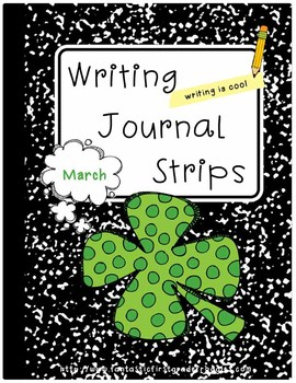Journal Strips- March