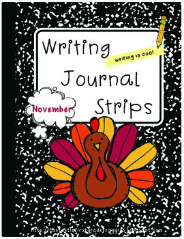 Journal Strips- November