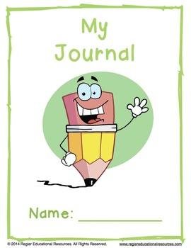 Journal Template FREEBIE!