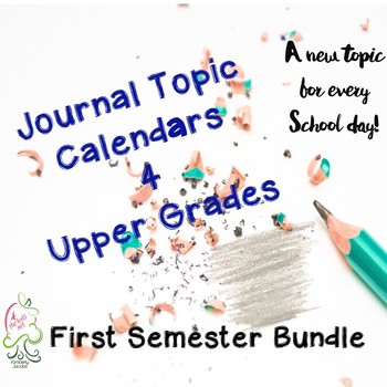 Journal Topics Growing Bundle