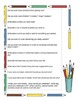 Journal Topics for Busy Teachers
