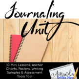 Journal Writing Unit