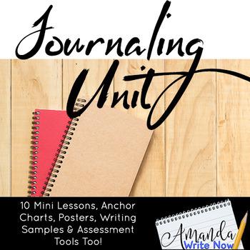 Journal Writing Unit