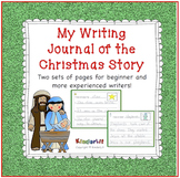 My Writing Journal About the First Christmas