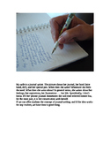 Journal Writing Ideas - An Introduction