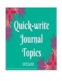Journal Writing Bundle