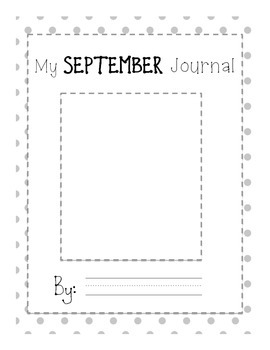 Journal Writing Bundle - Primary Grades