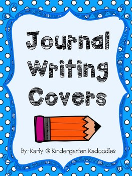 Journal Writing Covers